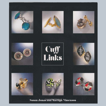 BOOK_Cuff Links_Jonas-Nissenson_Cover